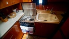 Novatec-48 Fast Trawler 2003-SINE DIE II Destin-Florida-United States-Galley Sink And Stove-1360622 | Thumbnail