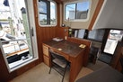 American Tug-41 Trawler 2005-UNFORGETTABLE Port St. Lucie-Florida-United States-Pilothouse Starboard Desk-1361153 | Thumbnail