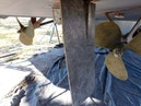 Derecktor-Custom Research Recovery 1976-Damit Janet V Ponce Inlet-Florida-United States-Starboard Rudder-1361884   Thumbnail