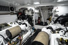 Viking-82 Cockpit MY 2019-Make It Happen Anna Maria-Florida-United States-Engine Room-1378580 | Thumbnail