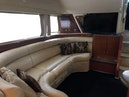 Sea Ray-480 Motor Yacht 2002-Fofo Fort Pierce-Florida-United States-Salon Port Aft Seating-1369001 | Thumbnail