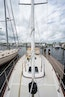 Kelly Peterson-Center Cockpit Cutter 1982-Stay Tuned Stuart-Florida-United States-Foredeck Looking Aft-1376144 | Thumbnail