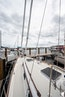 Kelly Peterson-Center Cockpit Cutter 1982-Stay Tuned Stuart-Florida-United States-Port Foredeck-1376138 | Thumbnail
