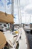 Kelly Peterson-Center Cockpit Cutter 1982-Stay Tuned Stuart-Florida-United States-Starboard Side Deck-1376143 | Thumbnail