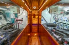 Jefferson-65 Motor Yacht 1989-Moon Palace Galveston-Texas-United States-Jefferson 65 Motor Yacht 1989 Moon Palace Engine Room-1379144   Thumbnail