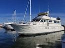 Hatteras-Cockpit Motor Yacht 1989-Carolina Wind Charleston-South Carolina-United States-1382850 | Thumbnail