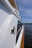 Queenship-Pilothouse Motor Yacht 1996-UNBRIDLED Stuart-Florida-United States-Starboard Side Deck-1383317 | Thumbnail