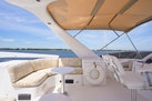 Queenship-Pilothouse Motor Yacht 1996-UNBRIDLED Stuart-Florida-United States-Radar Arch to Port-1383324 | Thumbnail