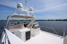 Queenship-Pilothouse Motor Yacht 1996-UNBRIDLED Stuart-Florida-United States-ULine Icemaker, Freezer and Gas Grill-1383328 | Thumbnail