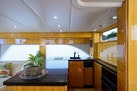 Queenship-Pilothouse Motor Yacht 1996-UNBRIDLED Stuart-Florida-United States-Black countertop for serving-1383287 | Thumbnail