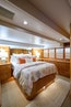 Queenship-Pilothouse Motor Yacht 1996-UNBRIDLED Stuart-Florida-United States-His and Hers Bedside Lampshades and High Gloss Cherry Finish Throughout-1383295 | Thumbnail
