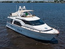 Queenship-Pilothouse Motor Yacht 1996-UNBRIDLED Stuart-Florida-United States-Starboard Bow-1383266 | Thumbnail