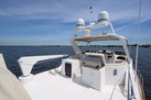 Queenship-Pilothouse Motor Yacht 1996-UNBRIDLED Stuart-Florida-United States-Large Arch that holds Radar and Domes and Masthead-1383326 | Thumbnail