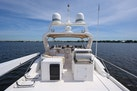 Queenship-Pilothouse Motor Yacht 1996-UNBRIDLED Stuart-Florida-United States-ULine Icemaker, Freezer and Gas Grill-1383327 | Thumbnail