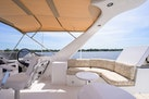 Queenship-Pilothouse Motor Yacht 1996-UNBRIDLED Stuart-Florida-United States-Radar Arch to Starboard-1383325 | Thumbnail