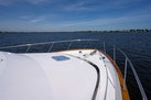 Queenship-Pilothouse Motor Yacht 1996-UNBRIDLED Stuart-Florida-United States-Starboard Side Foredeck-1383313 | Thumbnail