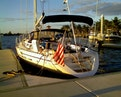 Jeanneau-Sun Odyssey 1991-Between The Sheets Stuart-Florida-United States-Stern View-1388627 | Thumbnail