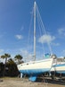 Jeanneau-Sun Odyssey 1991-Between The Sheets Stuart-Florida-United States-On The Hard Bow Profile-1388621 | Thumbnail
