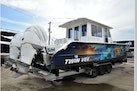 Twin Vee-36 Pilothouse 2011-Off the Hook Palm Harbor-Florida-United States-1390033 | Thumbnail