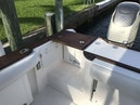 Everglades-350 LX 2010-Off The Charts Hobe Sound-Florida-United States-Transom Door-1393643 | Thumbnail