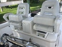 Everglades-350 LX 2010-Off The Charts Hobe Sound-Florida-United States-Helm Seats Bolsters Up-1393630 | Thumbnail