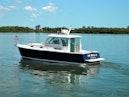 Back Cove-29 2009-Be Well II Vero Beach-Florida-United States-Port Aft Profile-1399718 | Thumbnail