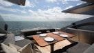 Pershing-64 Pershing 2014 -Miami Beach-Florida-United States-64 Pershing Aft Deck Dining-1412551 | Thumbnail