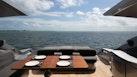 Pershing-64 Pershing 2014 -Miami Beach-Florida-United States-64 Pershing Aft Deck Dining-1412552 | Thumbnail