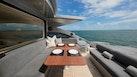 Pershing-64 Pershing 2014 -Miami Beach-Florida-United States-64 Pershing Aft Deck Dining-1412553 | Thumbnail