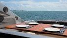 Pershing-64 Pershing 2014 -Miami Beach-Florida-United States-64 Pershing Aft Deck Dining-1412550 | Thumbnail