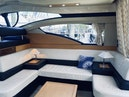 Azimut-43 Flybridge 2007-Wired Up Cape May-New Jersey-United States-Salon Seating Starboard-1402870 | Thumbnail