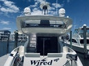 Azimut-43 Flybridge 2007-Wired Up Cape May-New Jersey-United States-Stern View  Flybridge Radar Arch-1402867 | Thumbnail