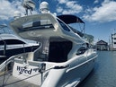 Azimut-43 Flybridge 2007-Wired Up Cape May-New Jersey-United States-Aft Starboard Qtr View-1402866 | Thumbnail