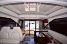 Sea Ray-460 Sundancer 2017-Susanne Marie 4 Fort Myers-Florida-United States-Salon To Sliding Glass Doors With Helm Seating-1403743 | Thumbnail