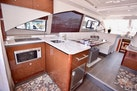 Sea Ray-460 Sundancer 2017-Susanne Marie 4 Fort Myers-Florida-United States-Galley Aft View From Sliding Glass Doors-1403738 | Thumbnail