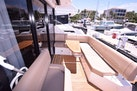 Sea Ray-460 Sundancer 2017-Susanne Marie 4 Fort Myers-Florida-United States-Aft Seating Without Covers From Port Side-1403762 | Thumbnail