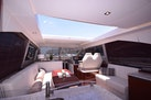 Sea Ray-460 Sundancer 2017-Susanne Marie 4 Fort Myers-Florida-United States-Salon With Retractable Sunroof Open-1403740 | Thumbnail