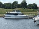 Viking-63 Widebody Motoryacht 1989 -Myrtle Beach-South Carolina-United States-Starboard Profile-1413336   Thumbnail