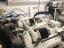 Viking-63 Widebody Motoryacht 1989 -Myrtle Beach-South Carolina-United States-Engine Room-1413391   Thumbnail