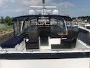 Viking-63 Widebody Motoryacht 1989 -Myrtle Beach-South Carolina-United States-Aft Sundeck-1413387   Thumbnail