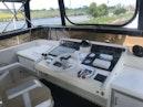 Viking-63 Widebody Motoryacht 1989 -Myrtle Beach-South Carolina-United States-Flybridge Helm-1413376   Thumbnail