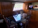 Viking-63 Widebody Motoryacht 1989 -Myrtle Beach-South Carolina-United States-Dining Area-1413345   Thumbnail