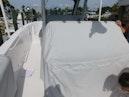Everglades-325 CC 2012-Island Time Stuart-Florida-United States-Forward Seating Cover-1414812   Thumbnail