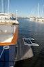Legacy Yachts-40 1996-Coquina Mount Pleasant-South Carolina-United States-Swim Platform With Fold Up Ladder-1415236 | Thumbnail