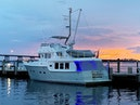 Nordhavn-47 2005-Fusion North Palm Beach-Florida-United States-At the Dock at Sunset-1424045 | Thumbnail