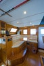 Nordhavn-47 2005-Fusion North Palm Beach-Florida-United States-Dinette Table and Berth-1424003 | Thumbnail