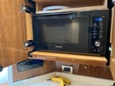 Viking-48 Viking Sport Tower 2018-Pharma Sea Ft Lauderdale-Florida-United States-Microwave Convection Oven Located In Upper Galley Cabinet-1424056 | Thumbnail