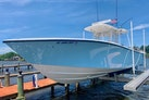SeaVee-390B Center Console 2019-No Whey Toms River-New Jersey-United States-Port Bow in Water-1424901 | Thumbnail