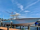 SeaVee-390B Center Console 2019-No Whey Toms River-New Jersey-United States-Starboard on the Lift-1424899 | Thumbnail