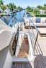 Sunseeker-Motor Yacht 2014-Full Circle Fort Lauderdale-Florida-United States-32 Flybridge Deck Stairs To Aft Deck-1430547 | Thumbnail